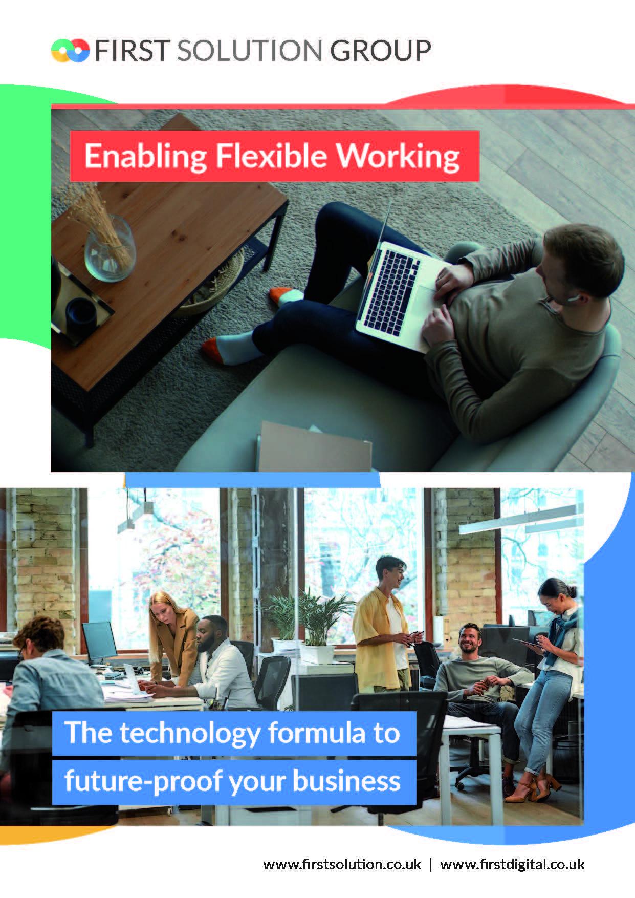 Enabling Flexible Working